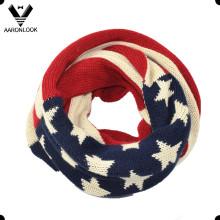Фантастический трикотажный шарф