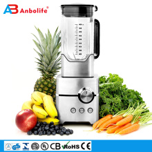 2L protein table stainless kitchen blender ice immersion sound proof cover portable smoothie cup joyshaker 2 in 1 blender