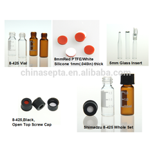Shimadzu 8-425 Glass vial with closure