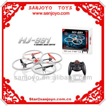 2014 new quadcopter! HJ-991 large aircraft with camera 6-axis rc UFO with gyro