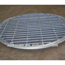 Anping hot dipped galvanized steel trench grating manufacturer supplier