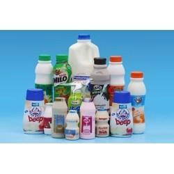 Plastic Juice Bottles For Beverage Packaging