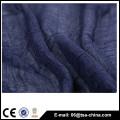 Blaue Normalfarbenart und weise normaler Entwurfsfrühling dünner Schal mit sehr weichem Handgefühl