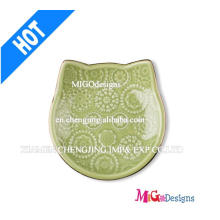 New Arrival Gifts Ceramic Cat Jewelry Ring Dish