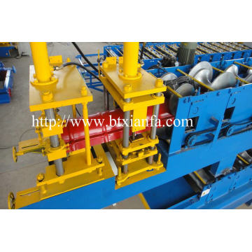 Logam Ridge Capping Roll Forming Machine