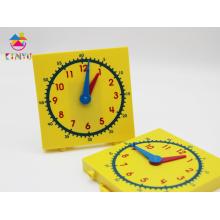 2015 Hotsale Classroom Supplies / Plastic Clock