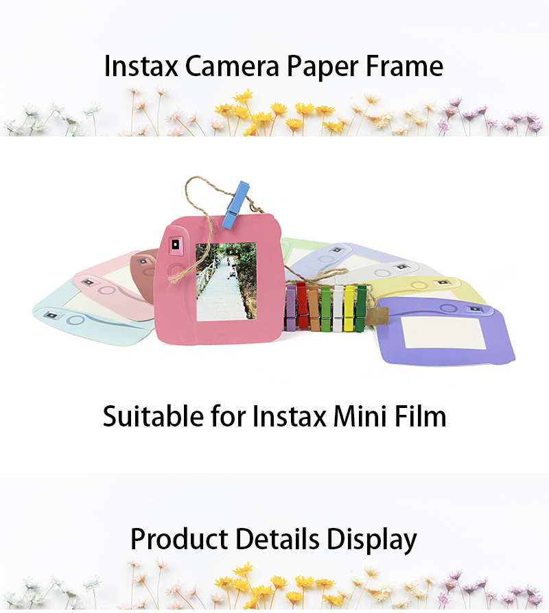 Instax Camera Photo Frame