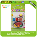 3D Wacky vormige Eraser for Kids