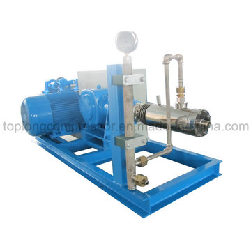 Cryogenic Liquid Cylinder Filling Pump (Svoc30-80/165)
