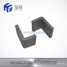L Shapes Tungsten Carbide Brazed Tips