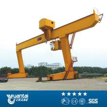 L type leg gantry crane