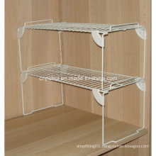 Powder Coated Closet Wire Shelf (LJ7005)
