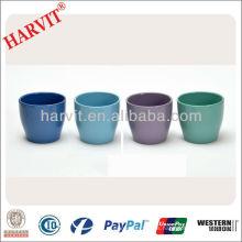Flowerpot Shangdong fábrica produjo negocios / Mini planta de arcilla vasos de flores al por mayor / baratos macetas de flores para la venta
