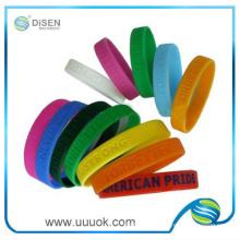 Оптовая силиконовой резины браслет