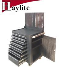 Banco de taller móvil de alta calidad utilizado para banco de herramientas con ruedas