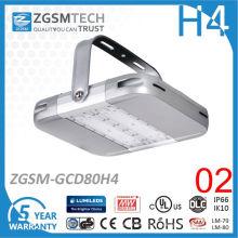 Luz alta barata da baía do diodo emissor de luz 80W com sensor de movimento IP66