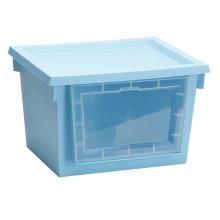 Crystal Window caixa de armazenamento criativa de plástico