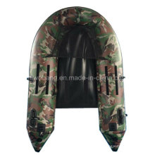 Small Float Tube Inflatable Boat for Fishing