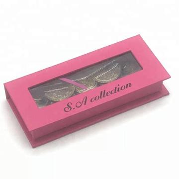 Own Brand/OEM/Private Label Wholesale 3D 100% Silk Fur False Eyelashes Silk