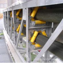 Ske Heavy Industrial Pipe Belt Conveyor
