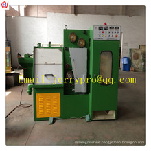 24DT(0.08-0.25) Copper fine wire drawing machine with ennealing cable making equipment