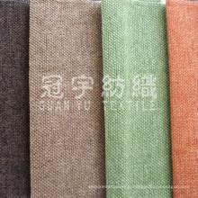 Tissu de polyester Chenille décoré pour Textile à la maison
