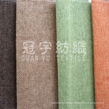 Polyester Chenille Fabric Decorated for Home Textile