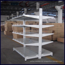 Supermercado Rack Gondola Shelving Grocery Shelves para la venta