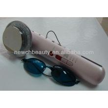 Dispositivo de renovación galvánica de la piel del fotón ultrasónico