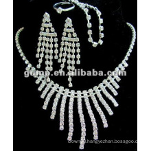 Latest bridal wedding jewelry set (GWJ12-441)