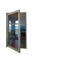 Porte rétractable moderne créative en aluminium recyclable