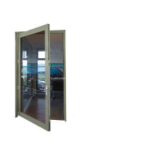 Modern Creative Recyclable Swinging Aluminium Door