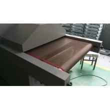 túnel de secagem quente do IR da impressão da tela da venda para a camisa de t