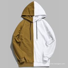 New Multi-Color Optional Fashion Stitching Hoodie