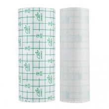 8 in x 10 yd Roll Waterproof Skin Protection Tape 20cm Clear Adhesive Plastic Wrap Tattoo Aftercare Bandage