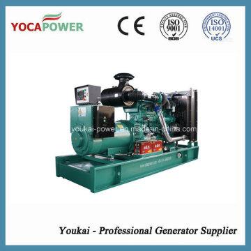 50Hz трехфазный 300kw / 375kVA электрический дизельный генератор
