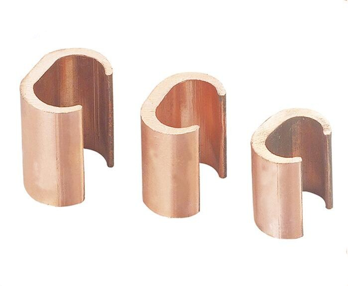 C Type Copper Cable Clamp
