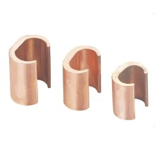 Overhead Aksesoris Hardware C Type Copper Cable Clamp