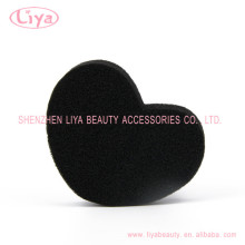 Natural Heart Shape Bath Cleansing Sponge Wholesale