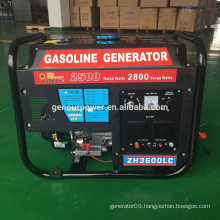 Electric Generator Specifications For Household Power Standby