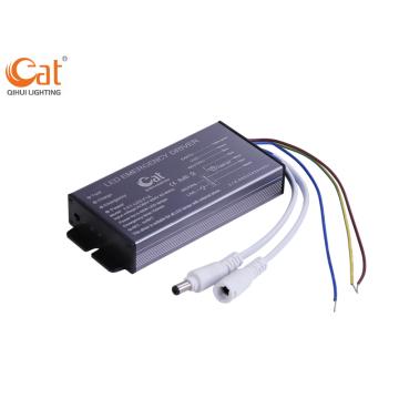 Fonte de alimentação de emergência LED 3-40W com CE RoHS