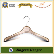 Online Hot sale Manufacture Hot Sale Plastic Silver Hanger