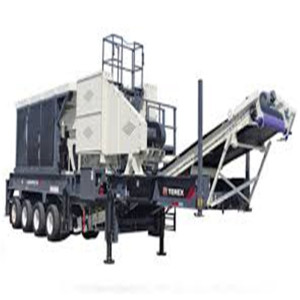 Used Mobile Stone Crusher Plant For Sale