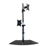 Dual Monitor Office Desk Stand