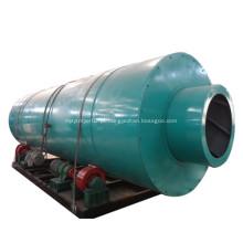 Novo equipamento de secador rotativo de três cilindros