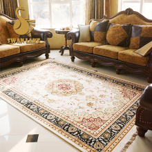 Home Rug Persian Style European Style Dining Room Carpet