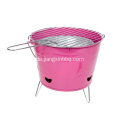 10 Zoll Portable Charcoal Bucket BBQ