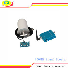 a Full Set 850MHz 62dB 2g 3G Mobile Phone Signal Booster