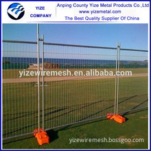 Australian galvanized steel temporary fencing for sale/Outdoor portable fencing