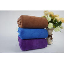 Envoltório de toalha de banho do chuveiro de toalhas de banho da ioga de Microfiber